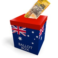 Election means lean times for retailers