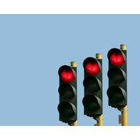 Warning signals go red: danger on the horizon