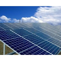 Who's afraid of solar PV?