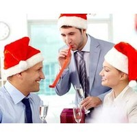 How to halve your Christmas party budget