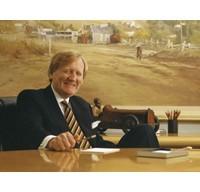 Ron Walker: Big money, big buildings and shrinking media