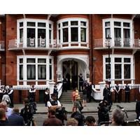 Lunch and dinner with imprisoned media maverick, Julian Assange