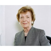 Leadership lessons from Ireland's first female president, Mary Robinson