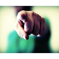 Stop pointing the finger at leaders