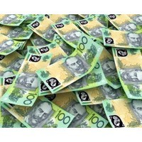 Australian dollar slides below parity
