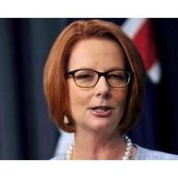 Julia Gillard's great career lesson for women: Resilience