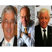 Dick Smith, Gerry Harvey and Frank Lowy ranked among Australia's most trusted