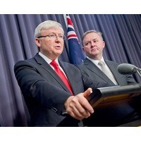 Is Kevin Rudd a 'corporate psychopath'?