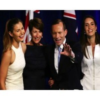 Abbott: from 'unelectable' to Australia's 28th prime minister