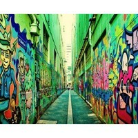 Could you work in a busy Melbourne laneway for a day? I did