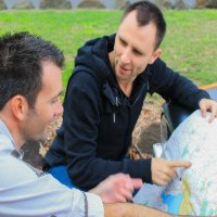 Dreams and gaffer tape: Two Melbourne entrepreneurs take their business on the road