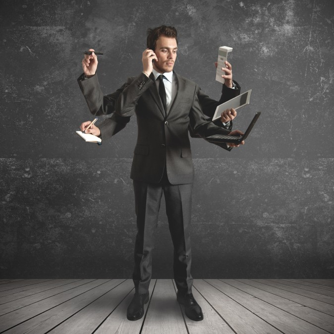 Distracted and overwhelmed employees are costing your business: study