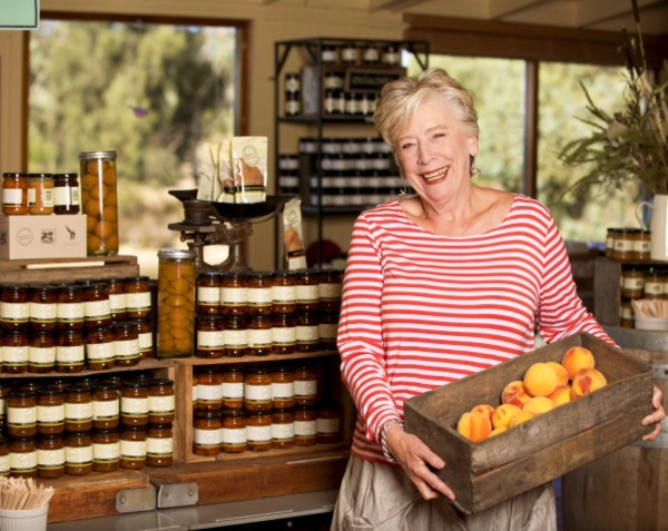 Meet Australian icon and proud small business owner Maggie Beer