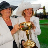 Rich Listers primp and preen for Melbourne Cup
