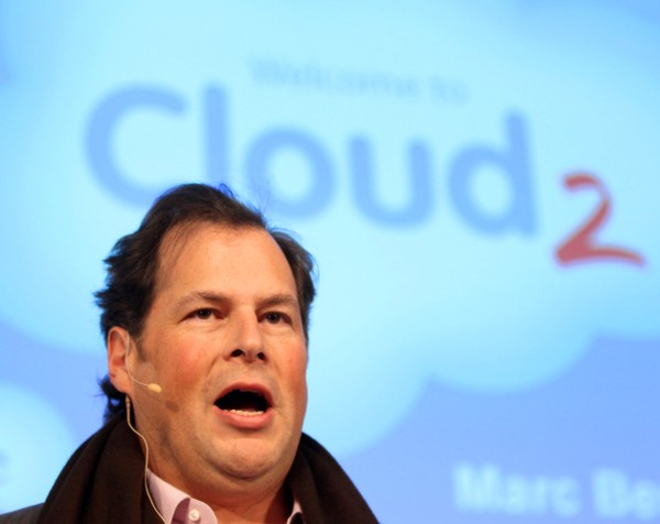 Salesforce showcases first products from Microsoft alliance