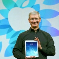 Apple's latest quarterly results show iPad unit sales fell 13% and growth from China was weak