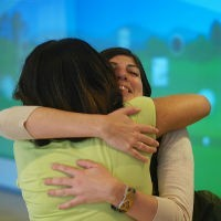 Would you pay to cuddle someone? Meet the growing number of hugging-based businesses