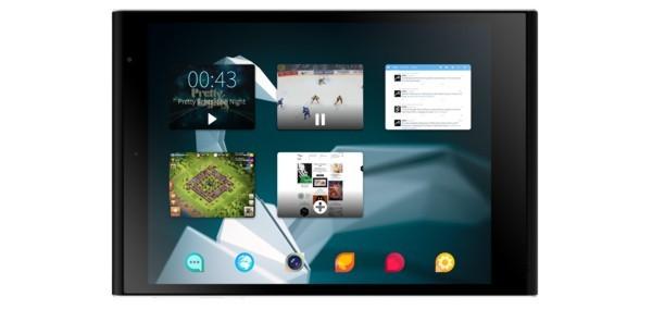 Finnish smartphone maker Jolla unveils Sailfish OS tablet