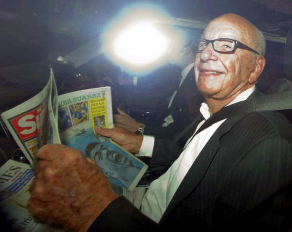 Mayne: Murdoch salaries hit $600 million — but you wouldn't read about it