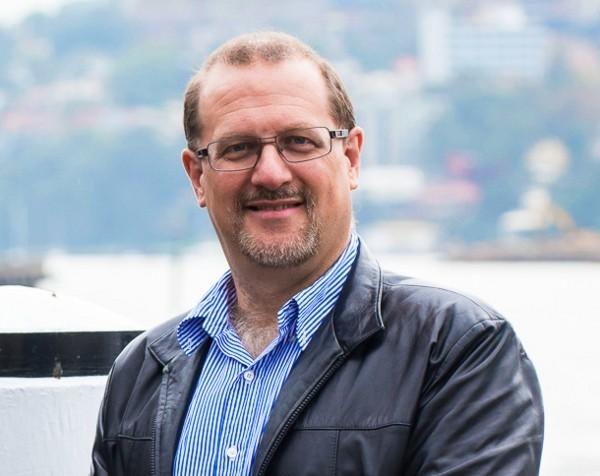 High-flying vision: Australian tech entrepreneur Simon Hackett backs geospatial imaging firm