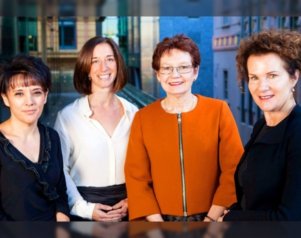 Meet the new network investing in female-led businesses
