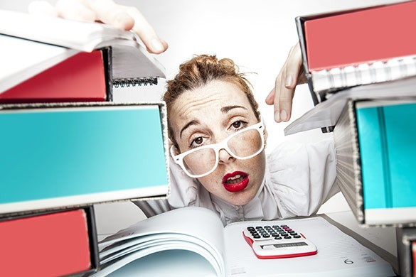 5 reasons why your business has trouble getting out of the red