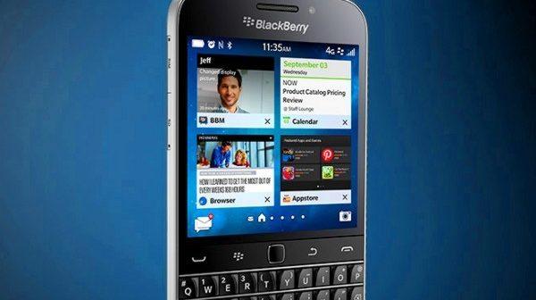 BlackBerry Classic launches in Australia
