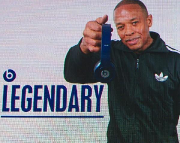 Monster sues Apple headphone maker Beats and rapper Dr Dre