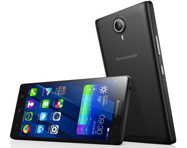 Lenovo unveils smartphones and a selfie flash accessory at CES