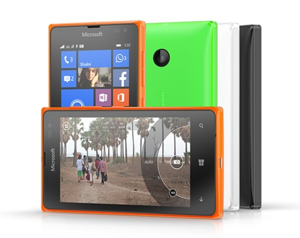 Microsoft launches smartphone for $97 outright ahead of Windows 10 event