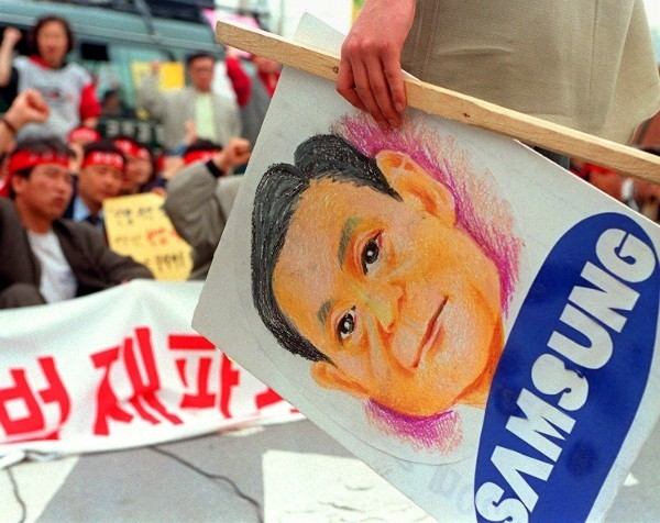 Samsung agrees to compensation for cancer victims