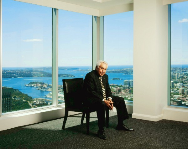 Harry Triguboff could be in for an $15 billion payday — if he ever sells