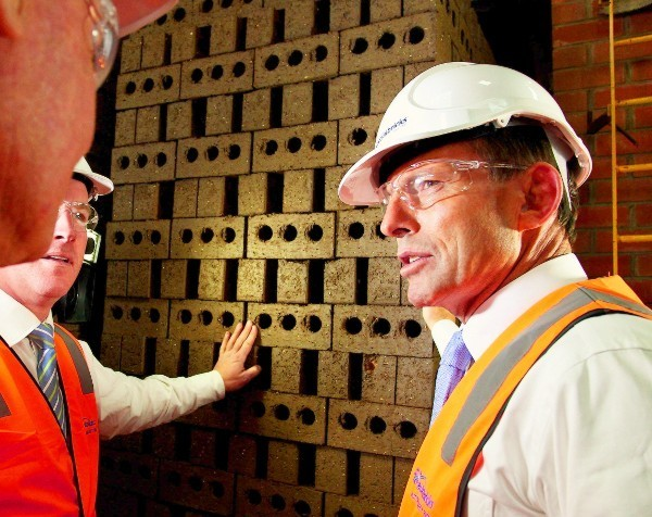 Where are all the jobs Abbott is supposedly creating?