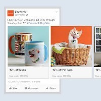 Facebook launches 'Product Ads' to help you target sales