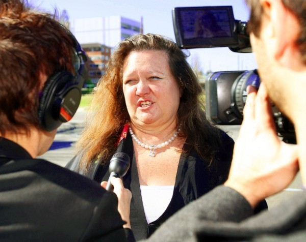 How much did Gina Rinehart make out of Fairfax?