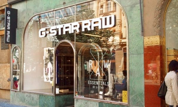 G-Star Raw collapses