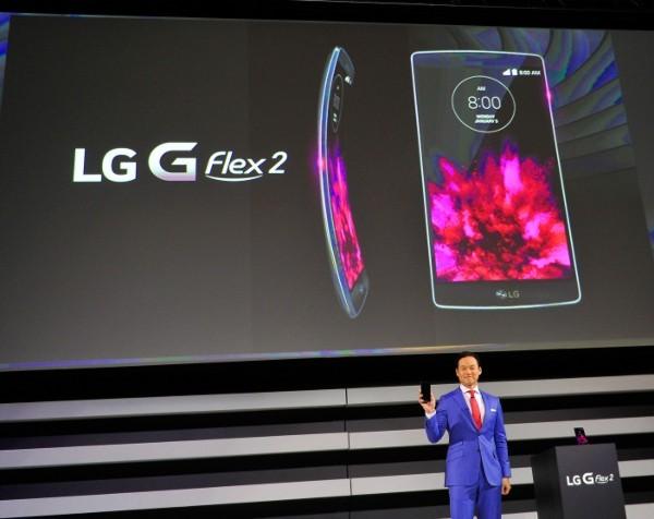 LG G-Flex 2 flexible smartphone review: Gadget Watch