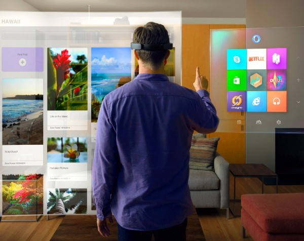 Will Microsoft's HoloLens kill the smartphone? Best of the Web