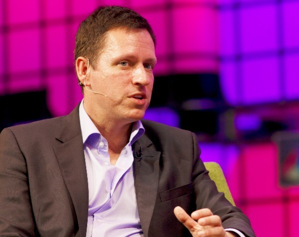 Samsung heir and PayPal co-founder Peter Thiel discuss new Apple Pay rival ahead of Galaxy S6 launch