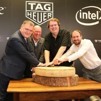 "TAG Heuer, Intel and Google team up to create ""beautiful"" smartwatch for premium market"