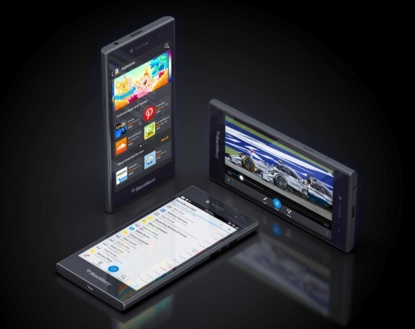 MWC 2015: BlackBerry unveils Z10-like keyboard-free smartphone and slider, hopes young executives will make the Leap