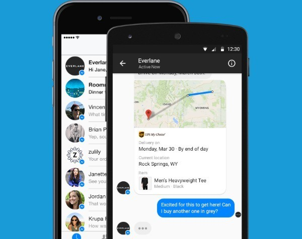 Facebook to turn Messenger into an online retail customer service and sales channel