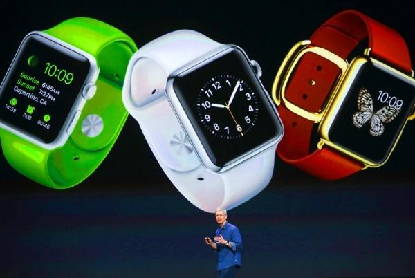 Apple Watch first look: Gadget Watch