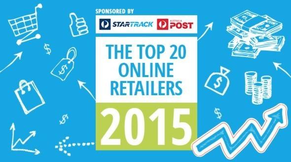 Australia's top 20 online retailers: 2015