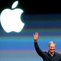 Apple's profit up 33% to $17 billion following iPhone sales push
