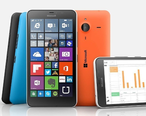 Microsoft launches 4G Lumia 640XL phablet for $399 in Australia, as its smartphone market share hits 9.3%