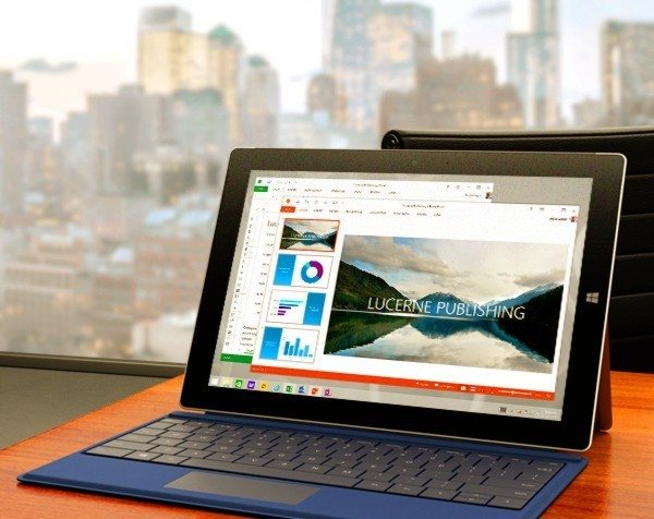 Microsoft introduces new entry-level Surface tablet ahead of Windows 10