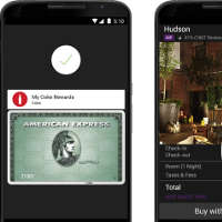 Google unveils one-touch Android Pay