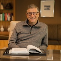 The seven books on Bill Gates' reading list