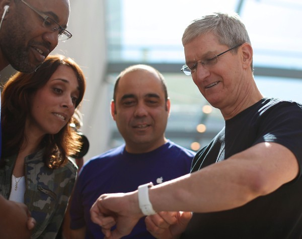 Apple Watch sales slow but steady after massive launch rush